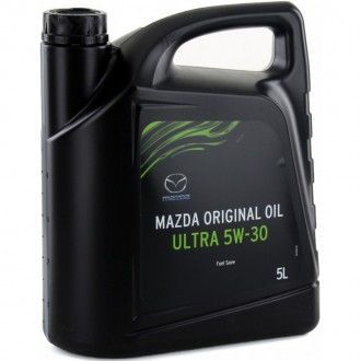 Моторное масло MAZDA Original Oil Ultra 5W-30, 5 л