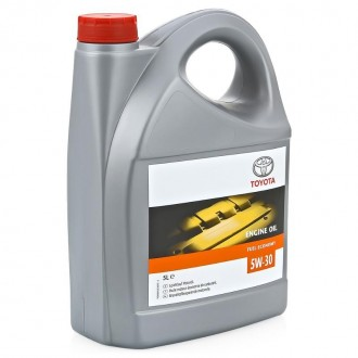 Моторное масло TOYOTA Engine Oil 5W-30, 5 л