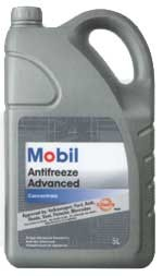Mobil Antifreeze Advanced (Красный)